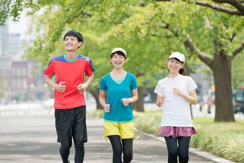 やる気が出ない原因5|運動不足